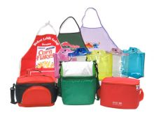 COOLER BAG, APRON & POUCHES