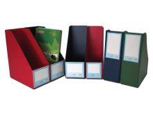 PVC MAGAZINE BOX FILES
